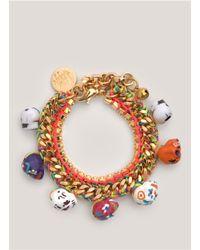 Venessa Arizaga | Multicolor 'arena Mexico' Bracelet | Lyst