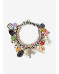 Venessa Arizaga | Multicolor 'smells-like-teen-spirit' Bracelet | Lyst