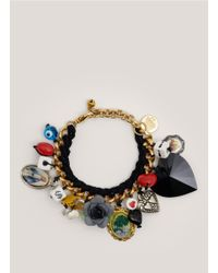 Venessa Arizaga - Metallic 'paraiso Tropical' Bracelet - Lyst