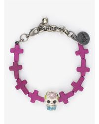 Venessa Arizaga | Purple 'oh Darling' Bracelet | Lyst