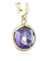 Astley Clarke - Purple Amethyst Charm - Lyst
