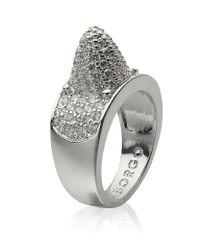 Eddie Borgo | Metallic Pave Cone Ring | Lyst