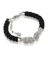 Swarovski | Black Nice Bracelet | Lyst
