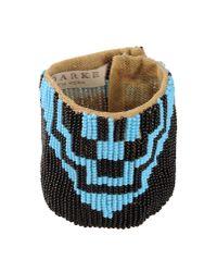 Roarke | Black Bracelet | Lyst