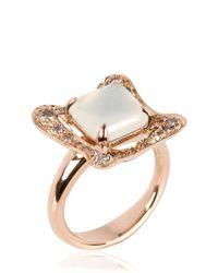 Antonini | Metallic Roma Ring | Lyst