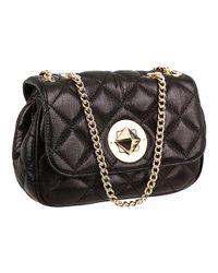 Kate Spade | Black Fairmount Square Monday Crossbody Bag | Lyst