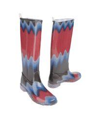 Missoni Multicolor Boots