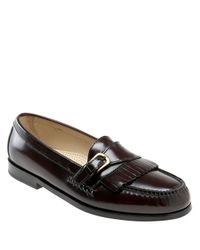 Cole Haan | Purple 'pinch Buckle' Loafer for Men | Lyst