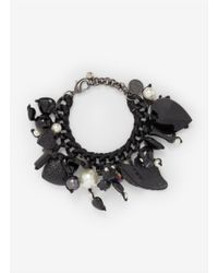 Venessa Arizaga - Black 'can't Buy Me Love' Bracelet - Lyst