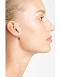Judith Jack | Metallic Square Drop Earrings | Lyst