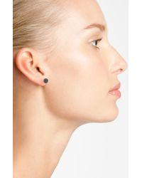 Lagos | Metallic Columbus Circle Ball Stud Earrings | Lyst