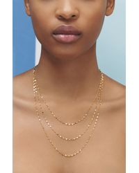 Lana Jewelry | Yellow 'small Sienna' Necklace | Lyst