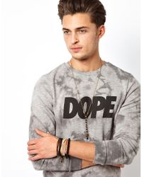 ASOS | Metallic Rosary Bead Necklace and Bracelet Pack for Men | Lyst