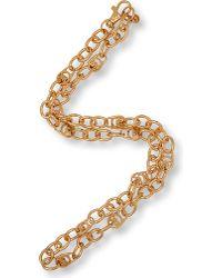 Michael Kors | Metallic Chain Necklace | Lyst
