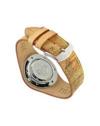 Alviero Martini 1A Classe - Natural 1A Prima Classe - Ladies' Geo Dial And Strap Bracelet Watch - Lyst
