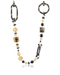 Antica Murrina Multicolor Bolero - Murano Glass Long Necklace