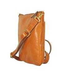 Bric's Brown Life Leather - Crossbody Bag