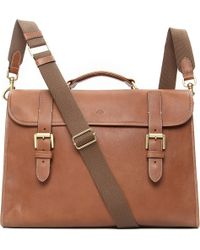 Mulberry | Walter Briefcase, Brown for Men | Lyst
