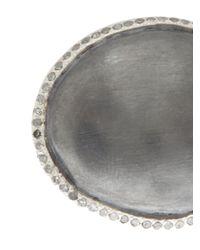 Rosa Maria - Metallic Ophelia Ring - Lyst