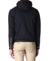 Sandro Blue Wind Lightweight Jacket for men