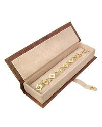 Torrini | Siena Collection - 18k Yellow Gold Link Bracelet | Lyst