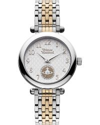 Vivienne Westwood | Metallic Vv051sltt Two-tone Stainless Steel Watch for Men | Lyst