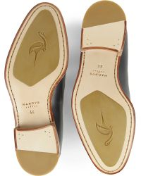 Harry's Of London Blue Shelley Tasselled Loafers for men