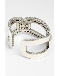 John Hardy   Metallic Classic Chain Link Cuff   Lyst