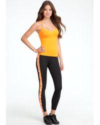 Bebe - Orange Power Seamless Cami Bebe Sport - Lyst