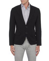 Dolce & Gabbana Black Blazer for men