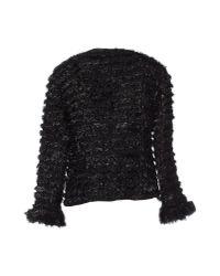 Marc Jacobs - Black Jasmine Tinsel Jacket - Lyst