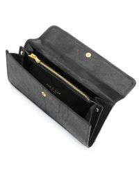 Rag & Bone - Continental Wallet Black - Lyst