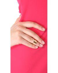 Kristen Elspeth | Metallic Myth Knuckle Ring | Lyst