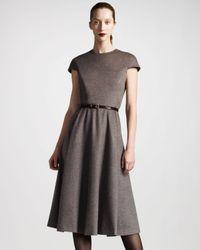 The Row Gray Aline Dress