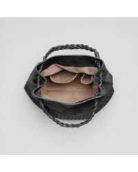 Bottega Veneta Black Krim Intrecciato Nappa Julie Bag