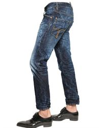 DSquared² - Blue 16cm Cotton Picker Cool Guy Denim Jeans for Men - Lyst