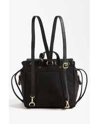Vince Camuto | Black Lexi Backpack | Lyst