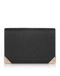 Alexander Wang Black Prisma Wallet
