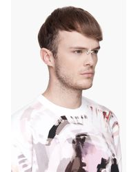 Givenchy - Multicolor Clear Faceted Nose Magnets for Men - Lyst