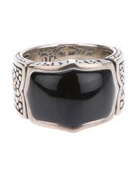 Stephen Webster | Metallic Chunky Engraved Ring for Men | Lyst
