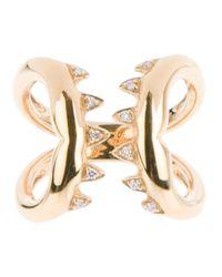 Stephen Webster Yellow Diamond Teeth Ring