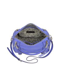 Rebecca Minkoff - Purple Cupid Periwinkle Leather Tote Bag - Lyst