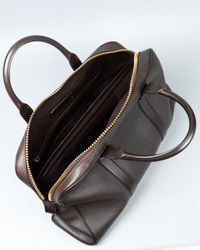 Tom Ford Small Buckley Duffel Bag Brown for men