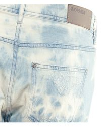 H&M Blue Boyfriend Jeans