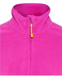 H&M Pink Fleece Top