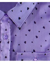 H&M Purple Dress