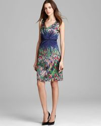 Elie Tahari Multicolor Sandra Dress