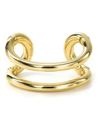 Giles & Brother - Metallic Cortina Cuff - Lyst
