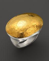 Gurhan - Metallic Jordan East West Ring - Lyst
