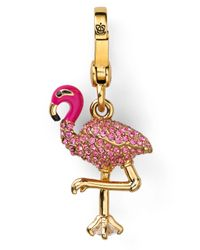 Juicy Couture Pink Flamingo Charm